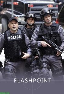 Flashpoint (3ª Temporada) - Poster / Capa / Cartaz - Oficial 1