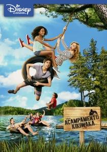 Acampados (1ª Temporada) - Poster / Capa / Cartaz - Oficial 2