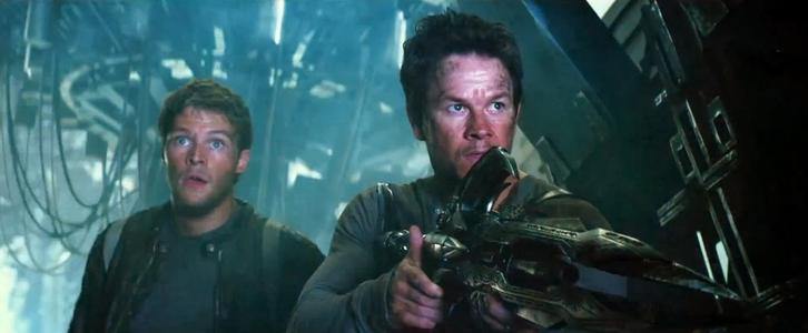 Assista ao eletrizante trailer de Transformers: A Era da Extinção, com Mark Wahlberg