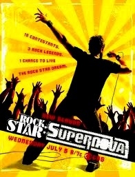 Rock Star: Supernova - Poster / Capa / Cartaz - Oficial 1