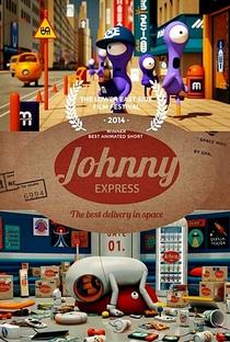 Johnny Express - Poster / Capa / Cartaz - Oficial 1