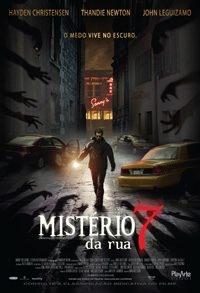 Mistério da Rua 7 - Poster / Capa / Cartaz - Oficial 1