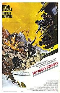 O Expresso de Von Ryan - Poster / Capa / Cartaz - Oficial 2