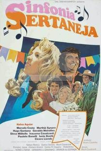 Sinfonia Sertaneja - Poster / Capa / Cartaz - Oficial 1