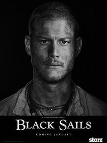 Black Sails (1ª Temporada) - Poster / Capa / Cartaz - Oficial 5