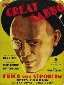 O Grande Gabbo - Poster / Capa / Cartaz - Oficial 1