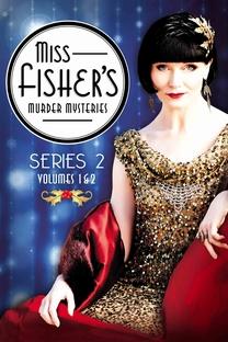 Os Mistérios de Miss Fisher (2ª Temporada) - Poster / Capa / Cartaz - Oficial 3