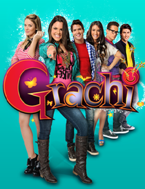 Grachi (1ª Temporada) - Poster / Capa / Cartaz - Oficial 1