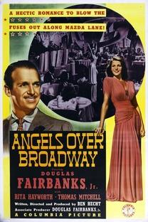 Anjos da Broadway - Poster / Capa / Cartaz - Oficial 1