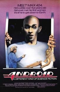 Android - Muito mais que Humano - Poster / Capa / Cartaz - Oficial 1