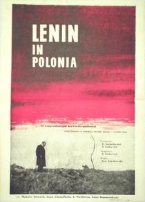 Lenin na Polônia - Poster / Capa / Cartaz - Oficial 1