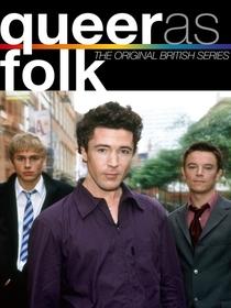 Queer as Folk - Os Assumidos - Poster / Capa / Cartaz - Oficial 6
