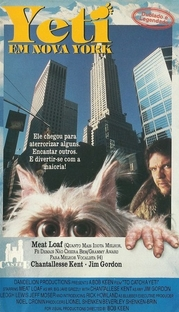 Yeti em Nova York - Poster / Capa / Cartaz - Oficial 2