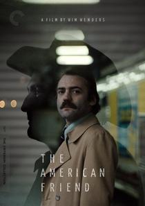 O Amigo Americano - Poster / Capa / Cartaz - Oficial 2