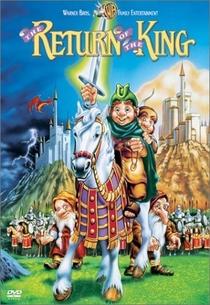O Retorno do Rei - Poster / Capa / Cartaz - Oficial 1