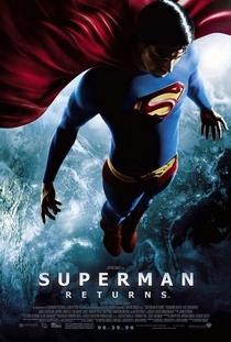 Superman: O Retorno - Poster / Capa / Cartaz - Oficial 6