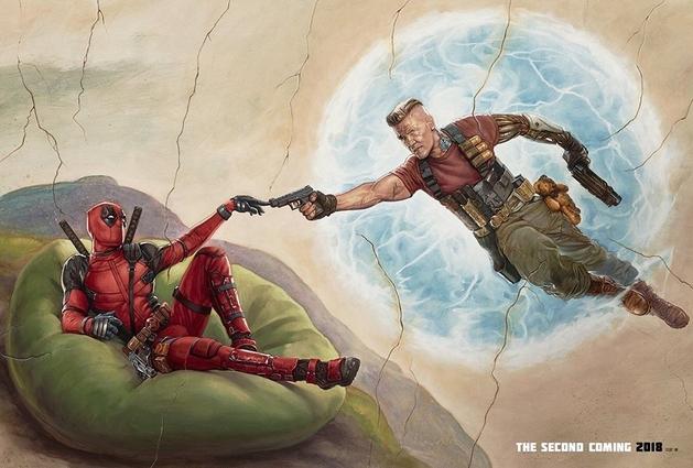 Por que amamos o marketing de Deadpool 2   Zinema