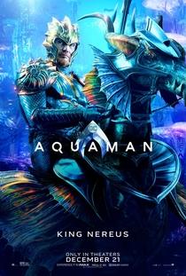 Aquaman - Poster / Capa / Cartaz - Oficial 9