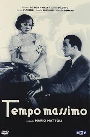 Tempo Massimo - Poster / Capa / Cartaz - Oficial 1