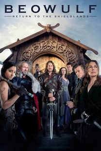 Beowulf: Return to the Shieldlands - Poster / Capa / Cartaz - Oficial 2