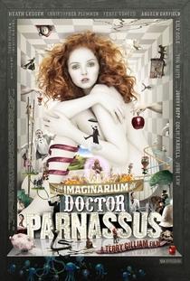 O Mundo Imaginário do Dr. Parnassus - Poster / Capa / Cartaz - Oficial 1