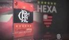 DVD Flamengo Hexa - 100 anos de futebol
