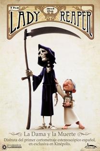 A Senhora e a Morte - Poster / Capa / Cartaz - Oficial 1