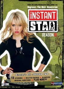 Instant Star (1ª a 4ª Temporada) - Poster / Capa / Cartaz - Oficial 1