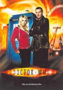 Doctor Who (1ª Temporada) - Poster / Capa / Cartaz - Oficial 4