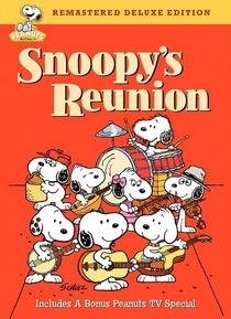 Reunião do Snoopy - Poster / Capa / Cartaz - Oficial 1