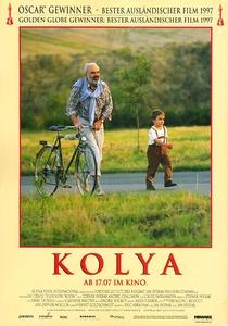Kolya - Uma Lição de Amor - Poster / Capa / Cartaz - Oficial 2