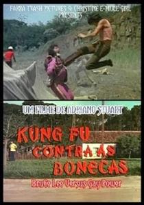 Kung Fu Contra as Bonecas - Poster / Capa / Cartaz - Oficial 1