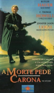 A Morte Pede Carona - Poster / Capa / Cartaz - Oficial 8