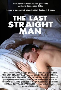 The Last Straight Man - Poster / Capa / Cartaz - Oficial 3