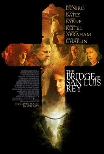 A Ponte de San Luis Rey - Poster / Capa / Cartaz - Oficial 4