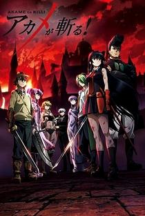 Akame ga Kill! - Poster / Capa / Cartaz - Oficial 1