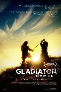 Jogos de gladiador - Poster / Capa / Cartaz - Oficial 1