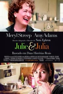 Julie & Julia - Poster / Capa / Cartaz - Oficial 3