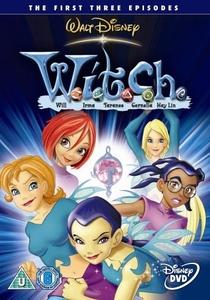 W.I.T.C.H. (1ª Temporada) - Poster / Capa / Cartaz - Oficial 3