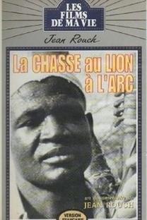 A Caça ao Leão com Arco - Poster / Capa / Cartaz - Oficial 1