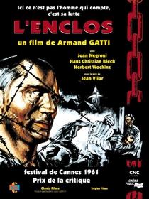 L'enclos - Poster / Capa / Cartaz - Oficial 1