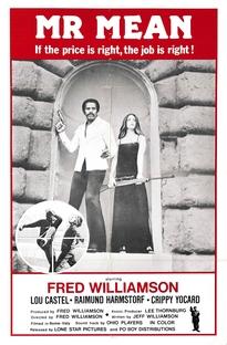 Mr. Mean - Poster / Capa / Cartaz - Oficial 1