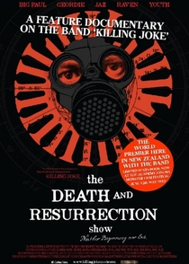 The Death and Resurrection Show - Poster / Capa / Cartaz - Oficial 1