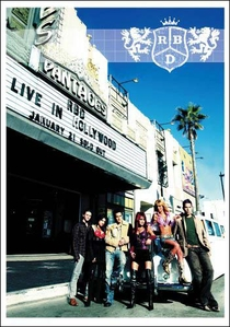 RBD: Live in Hollywood - Poster / Capa / Cartaz - Oficial 1
