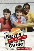 Manual de Sobrevivência Escolar do Ned (3ª Temporada) - Poster / Capa / Cartaz - Oficial 1