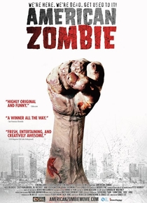 American Zombie - Poster / Capa / Cartaz - Oficial 1
