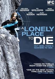 Um Lugar Solitário para Morrer - Poster / Capa / Cartaz - Oficial 3