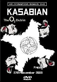 Kasabian: Live At The O2 (Dublin) - Poster / Capa / Cartaz - Oficial 1