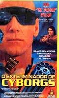 O Exterminador de Cyborgs - Poster / Capa / Cartaz - Oficial 4