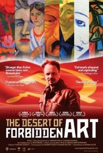 O Deserto da Arte Proibida - Poster / Capa / Cartaz - Oficial 1